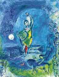 juggler-by-marc-chagall