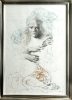 Renzo Vespignani(1924 - 2001) - A Roberta, con grande affetto